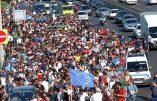 L'UE annonce: Re-ouverture des frontières intérieures, En Marche vers le Grand remplacement