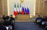 Vladimir Poutine ironise sur les secrets d'Etat prétendument révélés par Trump à Lavrov – Exclusivité