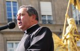 L'abbé Xavier Beauvais, conseiller doctrinal de Civitas