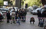 Peur à Rome: double explosion dans un bureau de poste