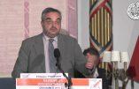 Philippe Foussier, membre de la Fraternelle parlementaire, devient Grand Maître du Grand Orient de France