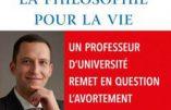 La philosophie pour la vie (Stéphane Mercier)