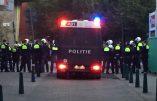 Anvers – Emeutes inter-ethniques opposant Turcs et Kurdes sous le regard médusé des Belges