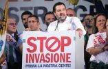 Futures élections en Italie: les évêques contre les nationalistes et les identitaires