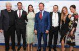 Les stars d'Hollywood collectent pour Tsahal