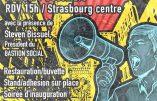 9 décembre 2017 – Création du Bastion Social Strasbourg
