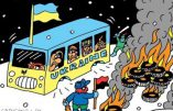 """L'Ukraine dans les années à venir """"face au mur"""" vue par Xavier Moreau à l'orée de 2018"""