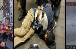 Bombe dans le cœur de New-York. Attentat islamique.