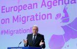 Le Commissaire européen à l'immigration veut imposer par tous les moyens le Grand Remplacement