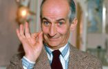 Louis de Funès, catholique, patriote et royaliste