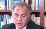 Arnaud Upinsky dénonce un complot d'Etat contre la langue française