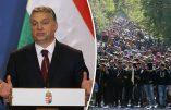 Viktor Orban: «L'immigration sera la fin de l'Europe»