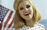 L'actrice et chanteuse Caroline Sunshine rejoint l'équipe de Donald Trump