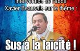 Venez écouter l'abbé Xavier Beauvais à la Fête du Pays Réel, le samedi 24 mars 2018 à Rungis