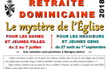 Réservez votre retraite dominicaine à Mérigny pour cet été !