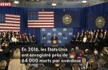 Trump veut la peine de mort pour les trafiquants de drogue !
