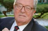 """Jean-Marie Le Pen réagit à la nouvelle """"trahison"""" de sa fille"""