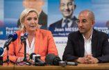 """Marine Le Pen à propos des morts de Gaza : """"Israël a envoyé un message clair sur l'inviolabilité de sa frontière"""" – L'influence de Jean Messiha"""