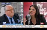 Apolline de Malherbe demande en quoi est-ce un problème que les Français deviennent minoritaires en France