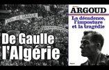 Virginie Vota rend hommage au Colonel Argoud en évoquant le guerre d'Algérie