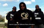 """""""Moi j'préfère le Coran, nique le Pape et l'Eglise"""" éructe le leader de la Ligue de Défense Noire Africaine"""