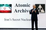 """Mise en scène de Netanyahu au sujet d'un """"plan secret"""" atomique iranien"""