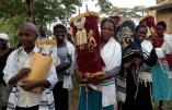 Israël ne veut pas des Juifs ougandais