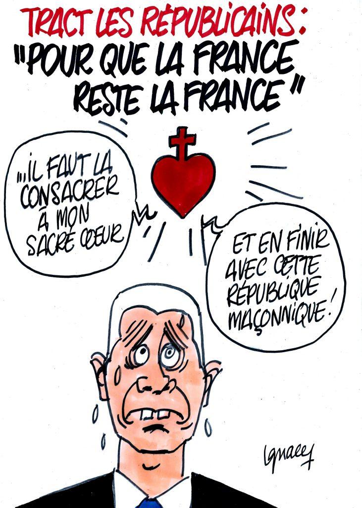 """Ignace - """"Pour que la France reste la France"""""""