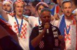 L'équipe de football croate a assumé son nationalisme avec le chanteur Marko Perkovic Thompson
