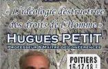 Retrouvez Hugues Petit à l'université d'été de Civitas