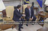 Trump félicite le Premier ministre italien pour ses nouvelles mesures contre l'immigration