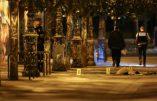 Paris : Attaque au couteau par un Afghan