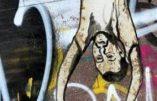 Salvini pendu comme Mussolini, le graffiti qui choque