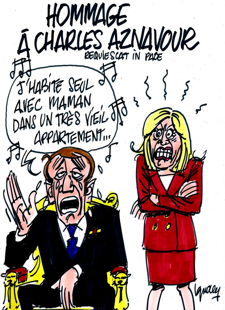 Ignace - Hommage à Charles Aznavour