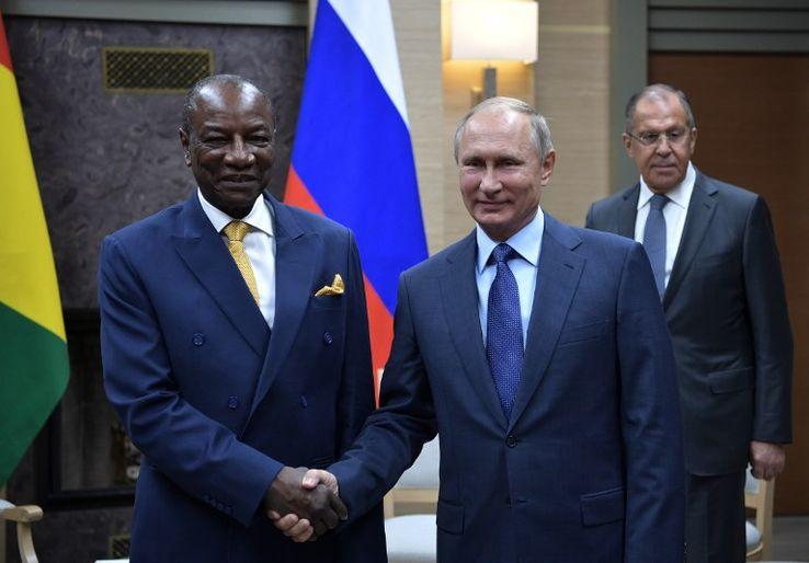 Bernard Lugan examine le retour de la Russie en Afrique