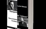 """Dialogues de """"vaincus"""" (Lucien Rebatet & Pierre-Antoine Cousteau)"""
