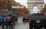 Femen contre Trump à Paris : complicités de médias et grave défaillance des services de sécurité