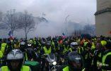 Bordeaux – Gilets Jaunes gazés par la police de Macron – Premiers heurts