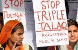 """L'Inde veut interdire le divorce """"express"""" musulman (le triple talaq)"""