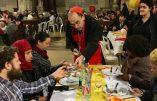 Églises transformées en restaurants pour les pauvres, une mode à la Judas
