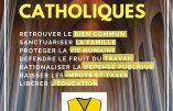 Des gilets jaunes catholiques présentent leurs revendications