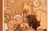 L'IIiade d'Homère, magnifiquement rééditée par Kontre Kulture