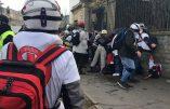 Acte XIII à Paris – Main arrachée par une grenade