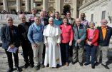 Vatican gayfriendly: des Lgbt font leur lobbying auprès du pape François
