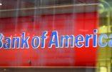 Des Gilets Jaunes s'invitent à la Bank of America