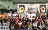 Photo des volontaires
