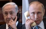 Tensions entre la Russie et Israël : l'analyse de Xavier Moreau