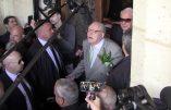 Jean-Marie Le Pen a téléphoné à Alain Soral pour le soutenir après l'annonce de sa condamnation