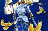 6 janvier – Célébrons la naissance de sainte Jeanne d'Arc en cette année de centenaire de sa canonisation