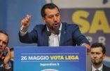 Le monde bergoglien contre la politique anti-immigration de Matteo Salvini